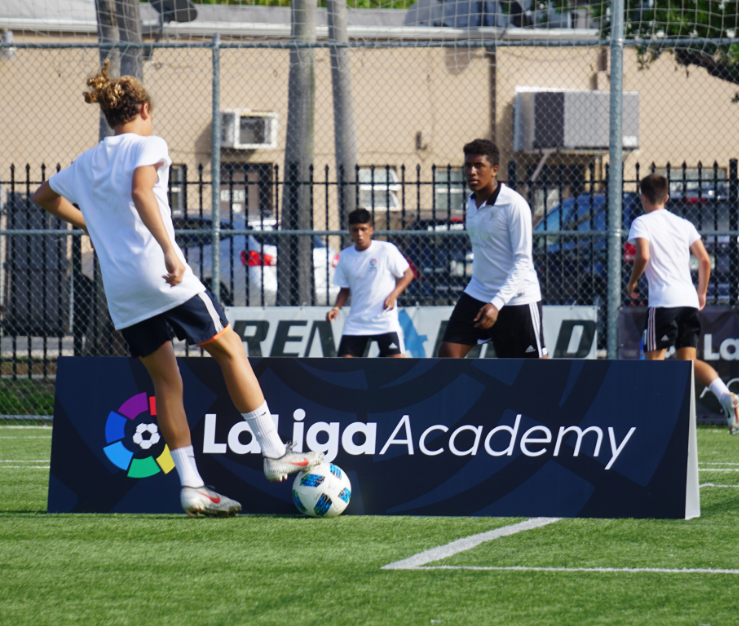 WHAT IS <br> LALIGA ACADEMY?
